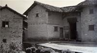 毛泽东旧居——八角楼。《中国的红色政权为什么能够存在?》在这里撰写