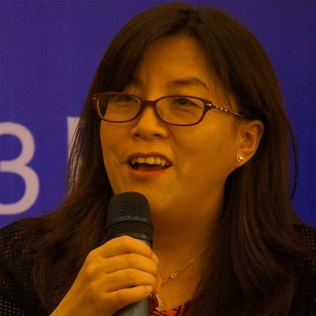 栗延秋 中国印工协副理长、北京盛通印刷股份有限公司总经理