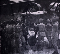 1932年红军缴获的飞机