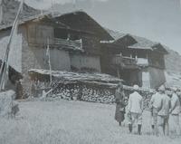 毛泽东在毛尔盖住过的房屋