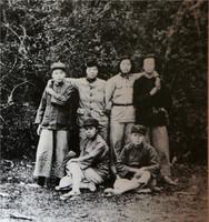 全国工农兵代表大会的女工作人员