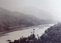 红军一渡赤水河,渡口——土城混溪口