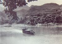红军三渡赤水河,渡口——茅台渡口